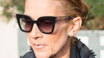Céline Dion le retour : en mini robe blanche avec décolleté XXL, la diva est sublime