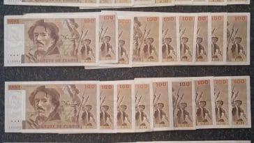 Certains billets de 100 francs peuvent valoir une petite fortune ! On vous dit tout