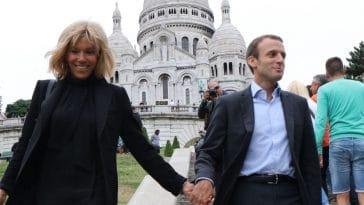 """""""En pleurs, sanglotante"""" : Brigitte Macron grince des dents lorsque on parle de son couple"""