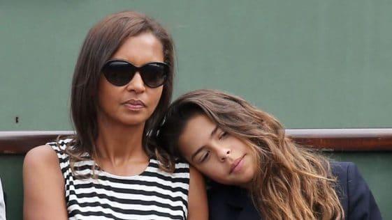 Karine Le Marchand brise le silence et fait une déclaration fracassante sur sa fille Alya !