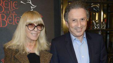 Michel Drucker et Dany Saval, son épouse, vacances angoissantes, une macabre découverte en Provence