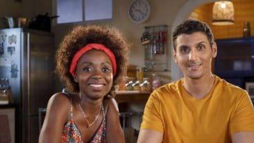 Scènes de ménages : Claudia Mongumu et Ryad Baxx (Louise et Jalil) dévoilent ce qu'ils ont fait de plus fou par amour