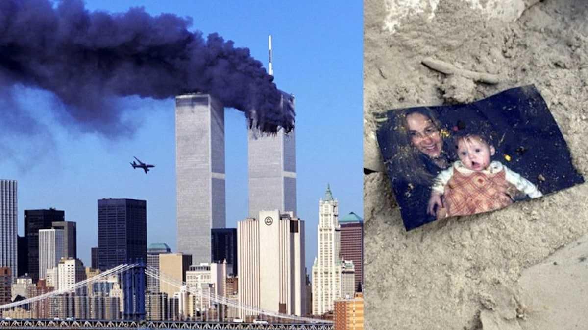 11 septembre : 20 ans après avoir découvert cette photo, il apprend enfin la vérité