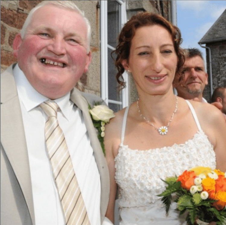 L'amour est dans le pré mariage d'Annie et Thierry en 2012