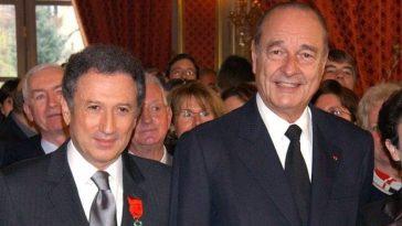 Michel Drucker : Ce lourd secret sur Jacques Chirac que le présentateur a dévoilé !