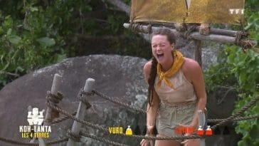 Alexandra (Koh-Lanta), balance tout sur les conditions de l'aventure, hygiène, dérèglement hormonal…