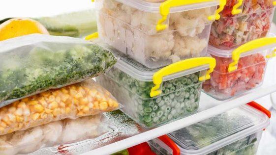 Alimentation : Les 8 aliments qu'il ne faut absolument JAMAIS congeler