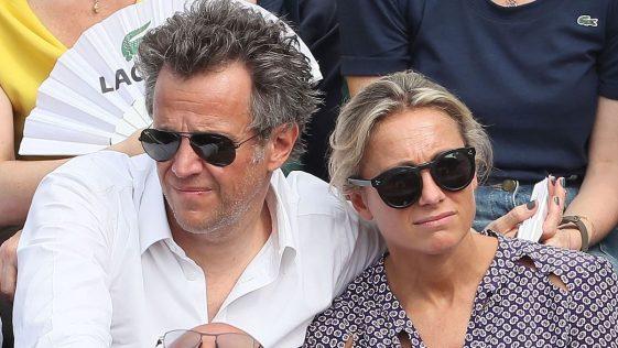 Anne-Sophie Lapix dans la tourmente : son couple est vivement critiqué, la présentatrice répond direct