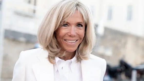 Brigitte Macron : elle met des paillettes dans les yeux de tout le monde !