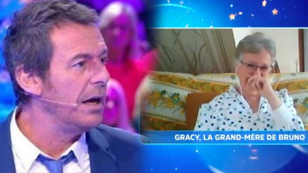 Bruno (Les 12 Coups de midi): Sa mamie explose en larmes en direct et inquiète Jean-Luc Reichmann