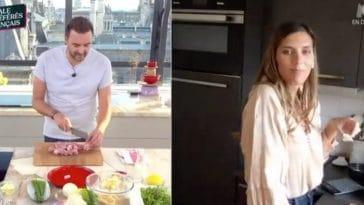 Camille Cerf : son dérapage en plein direct dans Tous en Cuisine crée le malaise !