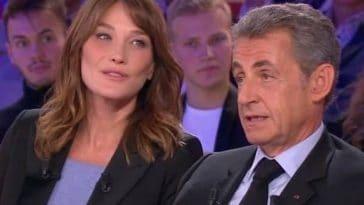 """Carla Bruni, amoureuse : elle partage sa """"soirée délicieuse"""" avec son époux Nicolas Sarkozy sur la Toile, ses fans sont ravis"""