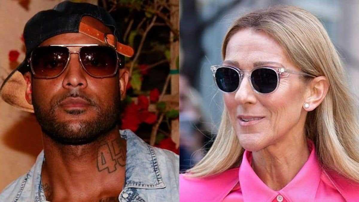 Céline Dion a-t-elle eu une romance d'un soir avec le rappeur Booba ?
