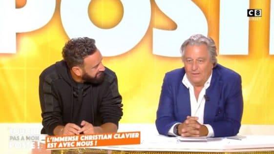 """Christian Clavier dézingue violemment Cyril Hanouna sur son look, """"Il faut que tu te changes !"""""""