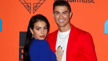 Cristiano Ronaldo: Sa compagne, Georgina Rodriguez, s'affiche dans une robe époustouflante qui épouse ses formes comme jamais
