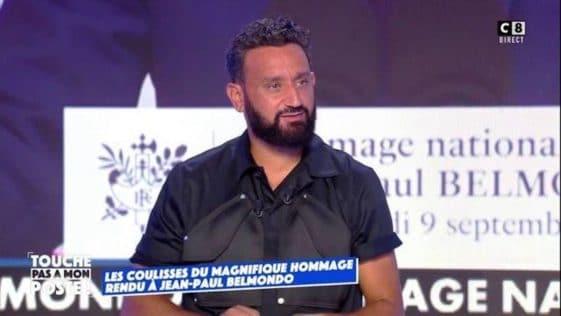 Cyril Hanouna, très surpris, révèle le SMS qu'il a reçu de l'Élysée, il est resté bouche bée