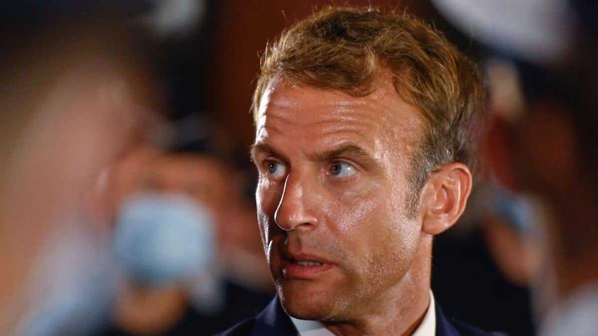 Enorme gaffe du président Emmanuel Macron, cet acte est jugé « monstrueux »