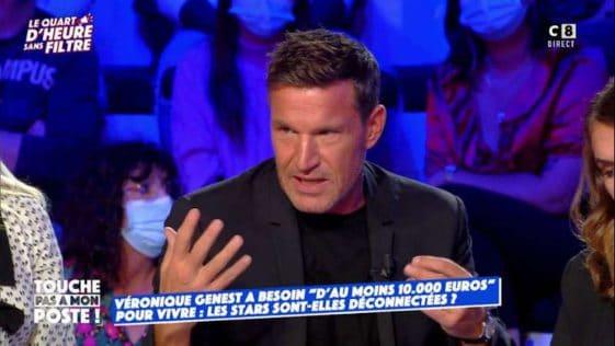 """""""Ils m'ont mis sur la paille"""" : Benjamin Castaldi raconte comment il a perdu 5 millions d'euros dans une escroquerie !"""