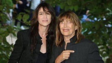Jane Birkin, tout comme Charlotte Gainsbourg, a été victime d'un AVC, un nouveau coup dur pour la famille Gainsbourg