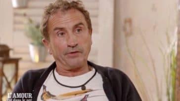Jean-Claude (L'amour est dans le pré) cette grosse dispute avec Yolanda qu'il ne digère pas !