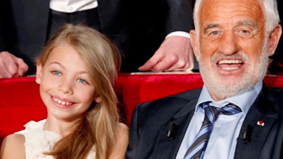 Jean-Paul Belmondo: tout savoir sur Stella, sa fille de 18 ans, elle est méconnaissable
