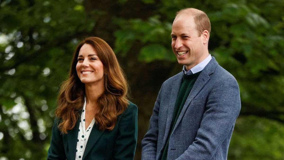 Kate Middleton et le prince William, leur bonheur familial brisé, infidélité exhumée par George en public