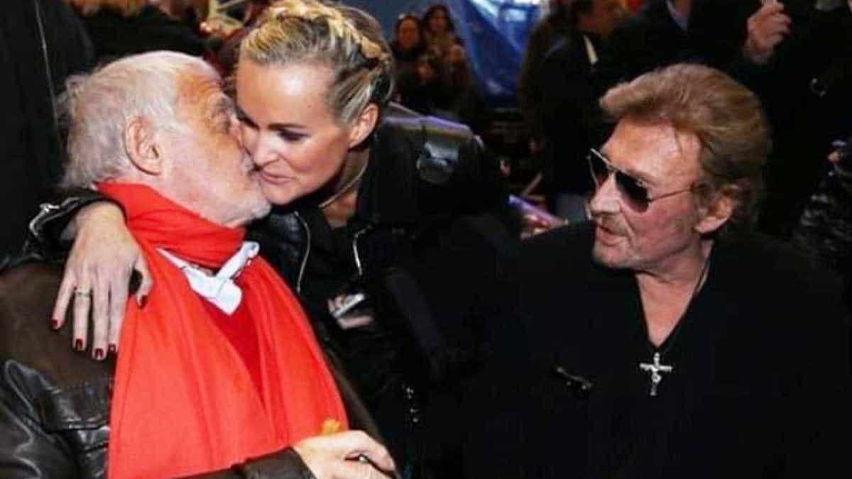 Laeticia Hallyday et Johnny : cet investissement secret qui impliquait Jean-Paul Belmondo