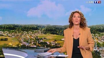 Marie-Sophie Lacarrau : son JT de 13h en retard et Julian Bugier en tête ?