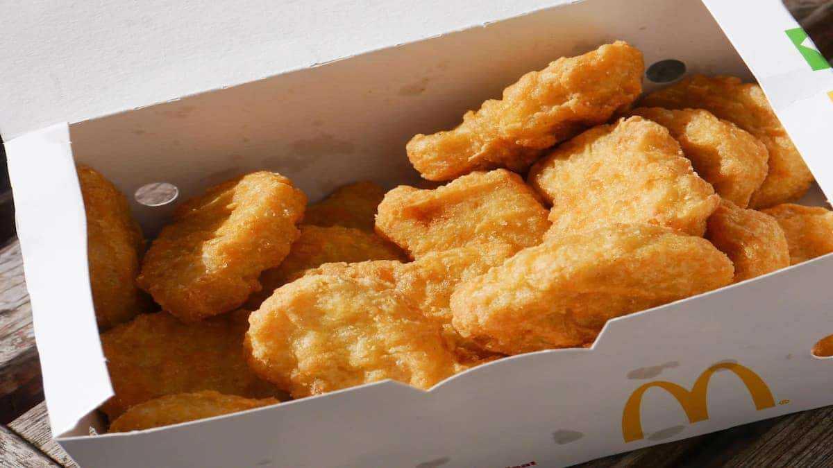 McDonald's : l'étonnante composition des nuggets choque les consommateurs