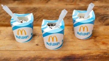 McDonald's : vous ne voudrez plus jamais manger de McFlurry de votre vie, après avoir lu cet article !