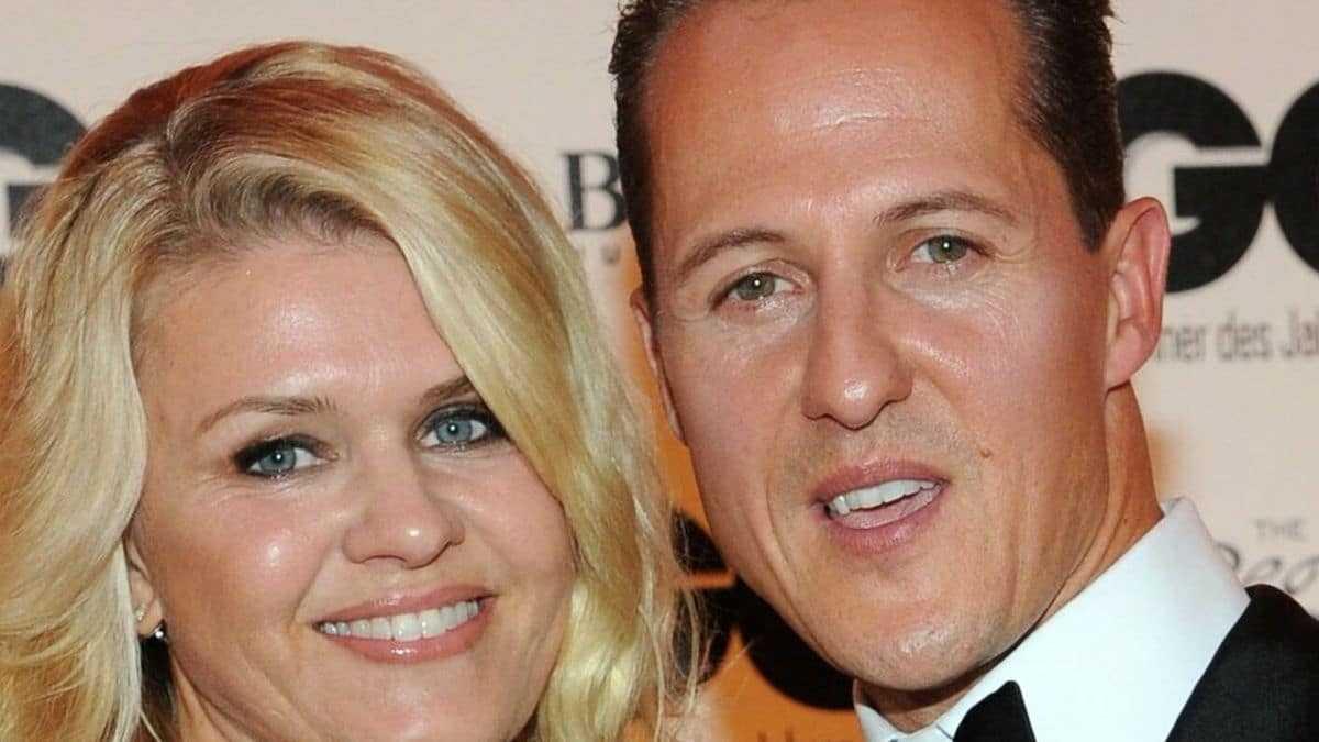 Michael Schumacher : de rares confidences de Corinna, sa femme, à propos l'accident