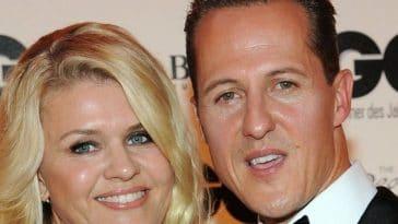 Michael Schumacher : Les énormes dispositifs de sécurité mis en place par sa femme Corinna pour le cacher et protéger