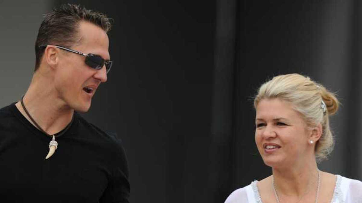 Michael Schumacher : sa femme Corinna brise le silence sur son état de santé !