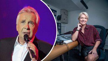 """Michel Sardou en réanimation ? Le chanteur témoigne sur le plateau de """"C à Vous"""""""