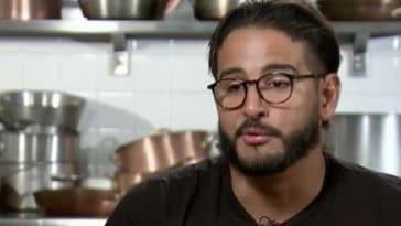 Mohamed Cheikh (Top Chef) bientôt à la tête d'un restaurant prestigieux de la capitale !