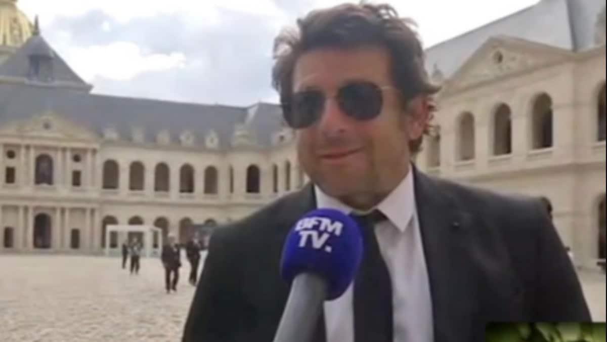 Patrick Bruel se lâche sur Jean-Paul Belmondo sans savoir qu'il est en direct sur BFM