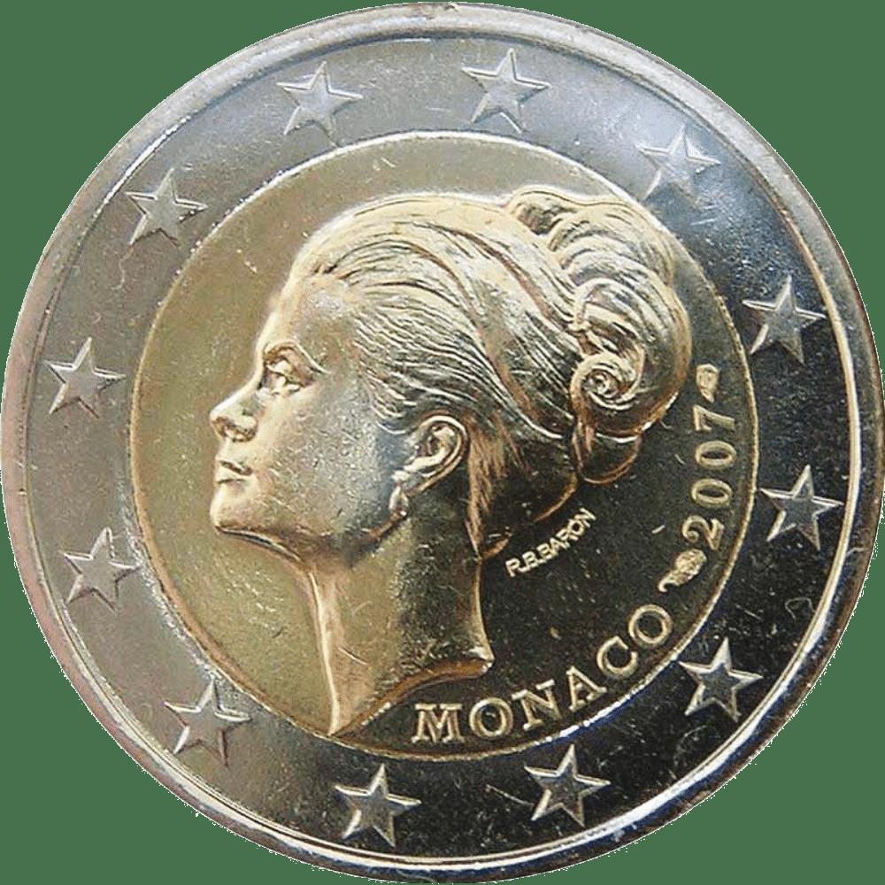 piece-deux-euros-monaco-grace-kelly