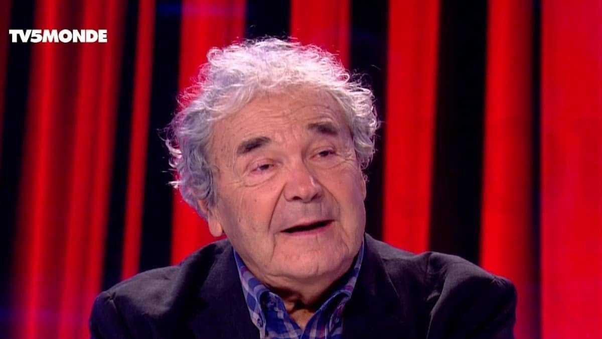 Pierre Perret : super inquiet pour un être cher, il prend une décision radicale pour lui venir en aide