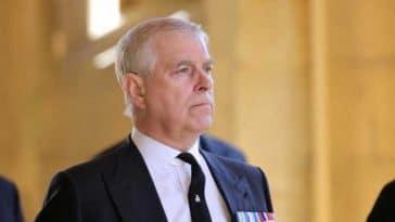 Prince Andrew accusé d'agression sur une femme, de nouveaux clichés viennent d'être révélés