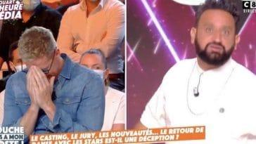"""TPMP : """"J'ai besoin d'oseille"""" Cyril Hanouna grille Matthieu Delormeau en révélant une conversation téléphonique..."""