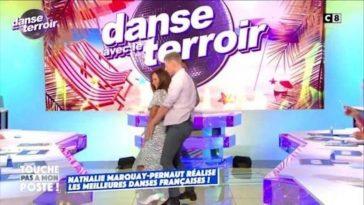 TPMP : une danse endiablée HOT entre Nathalie Marquay et Matthieu Delormeau, sous le regard de Jean-Pierre Pernaut