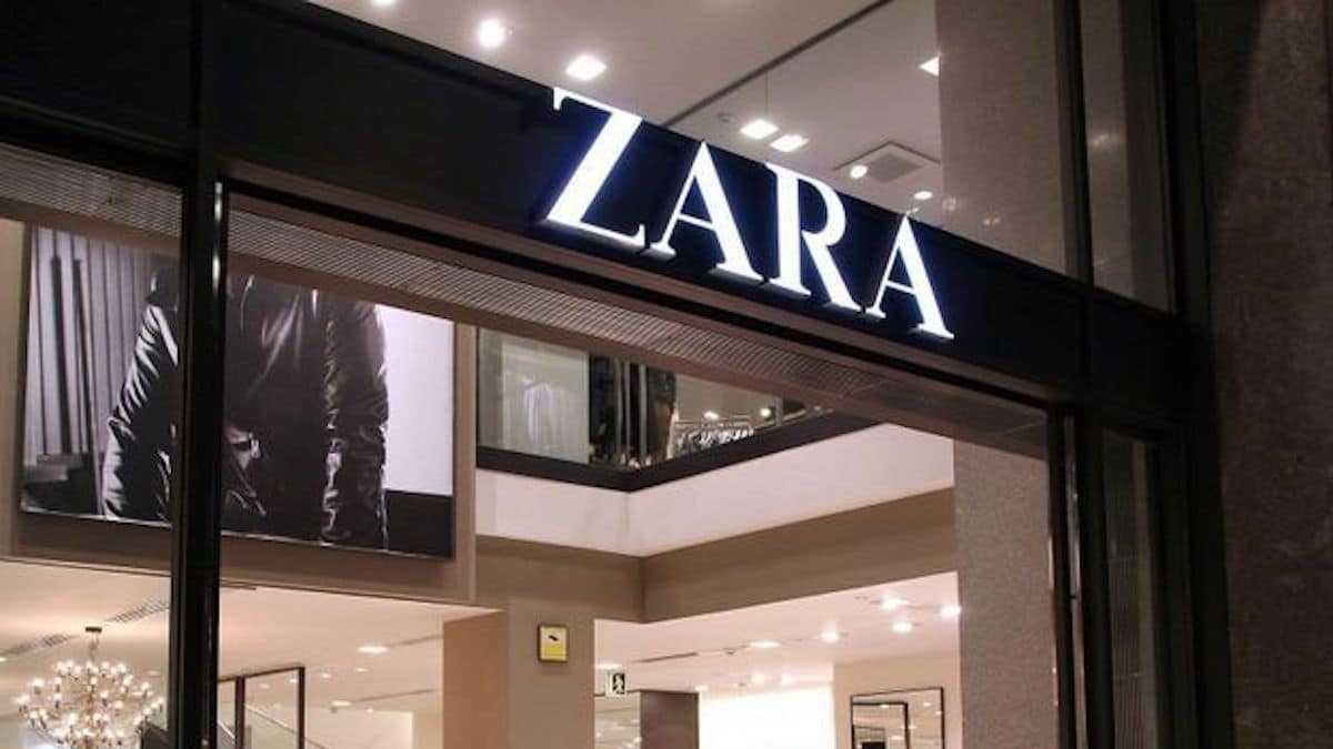 Zara : que signifient les formes géométriques dessinées sur les étiquettes ?