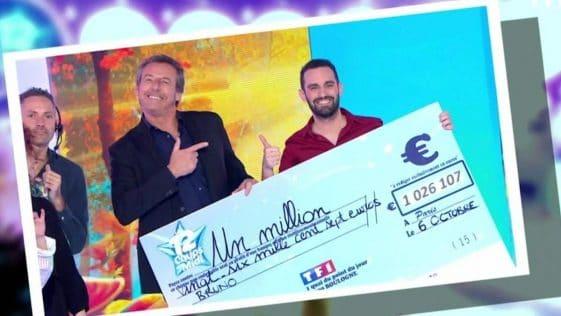 12 coups de Midi : Bruno touchera pas son chèque d'1 million d'euros, les raisons !