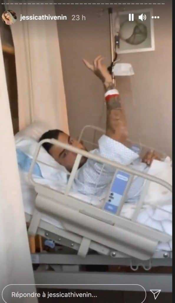 Thibault Garcia au plus mal, à l'hôpital - Jessica Thivenin s'exprime...