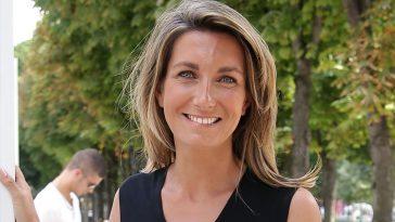 Anne Claire Coudray : sa tenue trop sexy crée une polémique sur la Toile