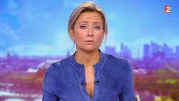 Anne-Sophie Lapix (JT 20H) sanctionnée... France 2 dans l'embarras !