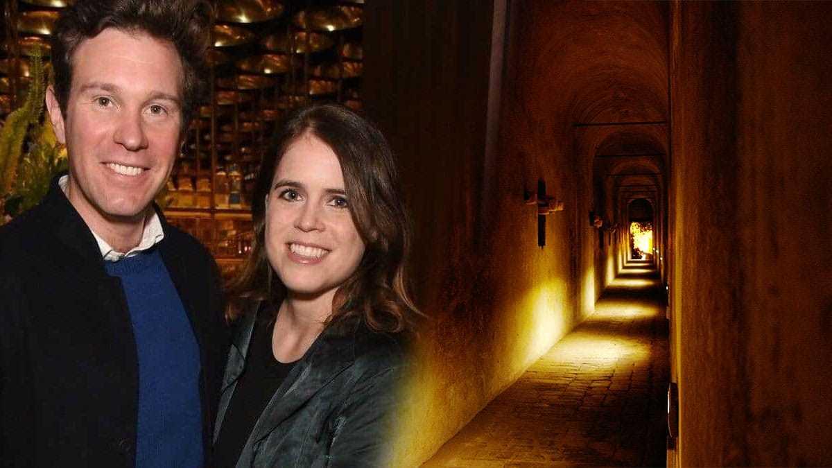 Buckingham Palace: Un passage secret, révélé par le mari de la princesse Eugénie, atterrirait dans un bar !