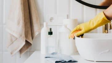 hygiène : découvrez nos astuces pour nettoyer la salle de bain
