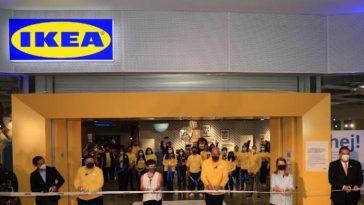 Ikea propose un nouvel accessoire idéal pour une cuisine rangée et aérée