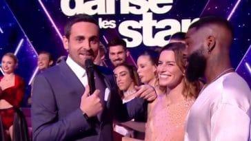 « Je n'ai vraiment pas compris » : cette blague de Camille Combal dans Danse avec les stars qui a fait un gros flop